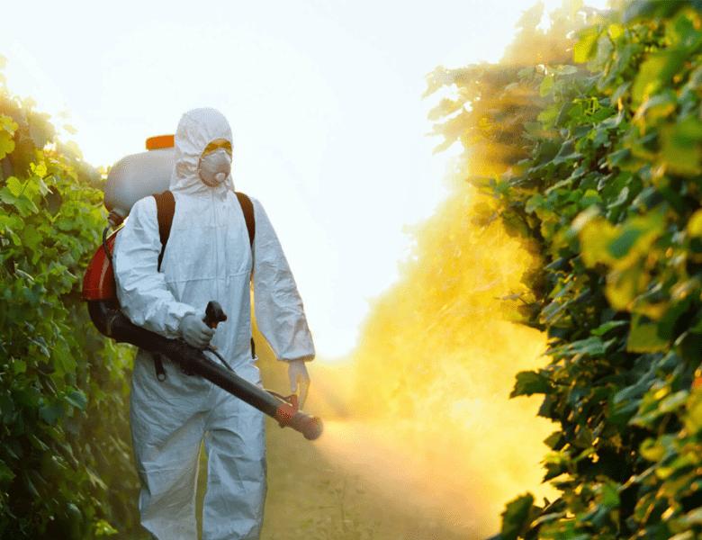 Les épandages de pesticides et fertilisants aggravent la propagation du coronavirus