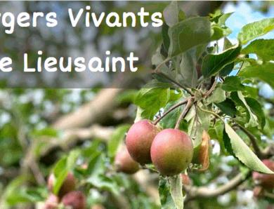 Visite d'Eric Piolle, maire écologiste de Grenoble, aux vergers vivants de Lieusaint le samedi 16/01/2021